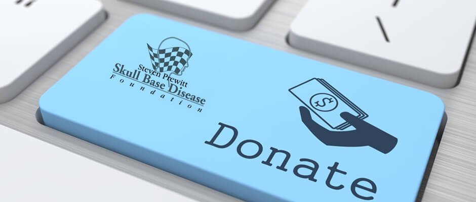 Donate Button with SPSBDF Logo